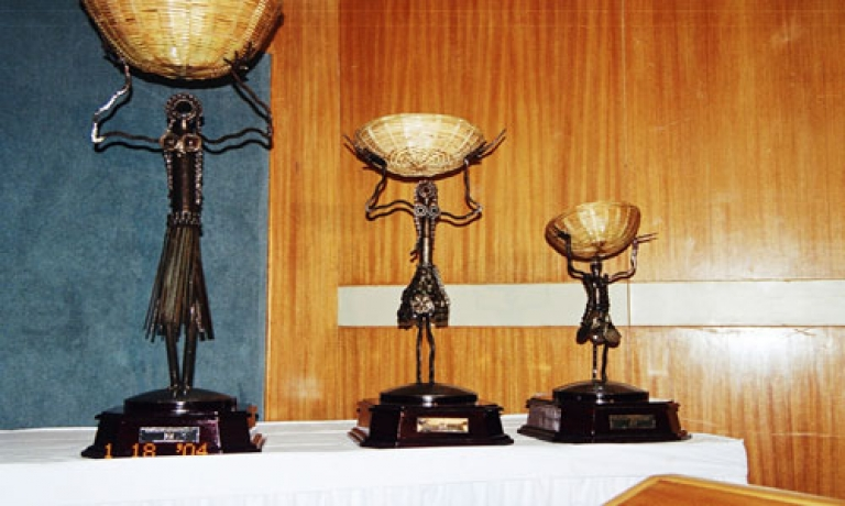 three-trophies