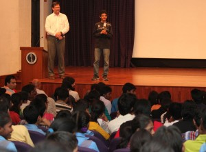 """A Dream called America"" screening at American Centre, New Delhi"
