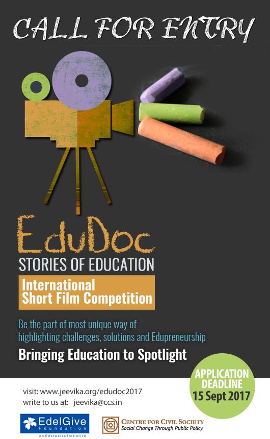EduDoc Call for Entries